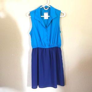 Blue 👗 Dress